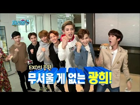 [Infinite Challenge] 무한도전 - Hyeongdon & Kwanghee,assessment EXO's plain clothes! 20150418