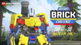Bastion's Brick Challenge Overview preview image