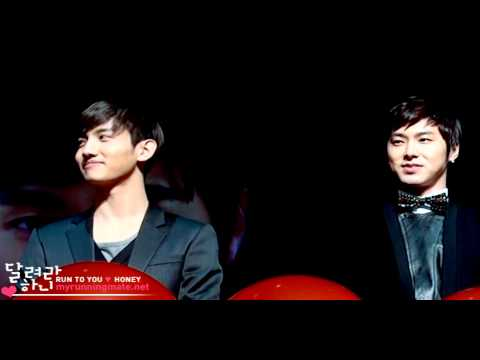 110206 yunho's birthday with changmin (DBSK)