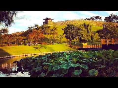 Korean Castle Painting