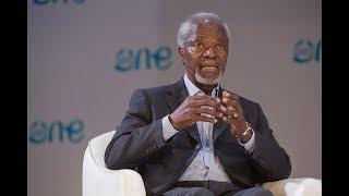 "Kofi Annan: ""Al Qaeda put a price on my head"""
