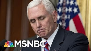 Atlantic: Mike Pence Considered 'Coup' After 'Access Hollywood' Tape | Morning Joe | MSNBC