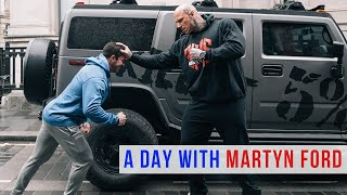 A Day With Martyn Ford | Life Behind The Monster
