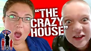"""Welcome to the Crazy House"" 
