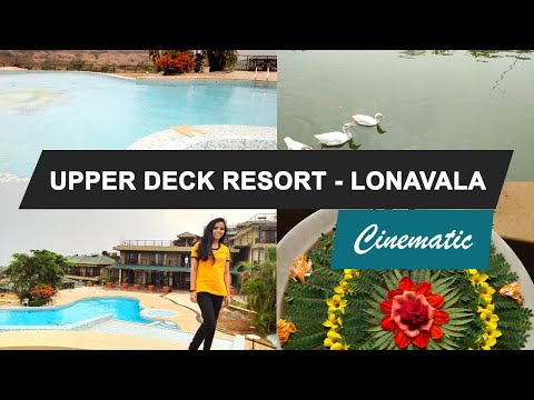 Upper Deck Resort Lonavala - Best Resort in Lonavala // Lonavala Hotels // Lonavala Resort