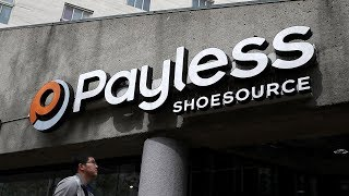 Payless to close all stores in Canada, U.S.
