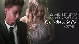 """Charlie Puth, """"See You Again""""- Cover by Lovey James and Daniel Seavey"""