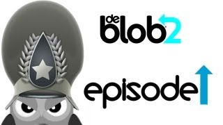 De Blob 2 Episode 1 | We Forgot the Eggs! (Paradise Island 1)
