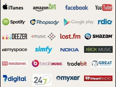 Top 10 Music Distribution Companies to Make Money Through Streaming