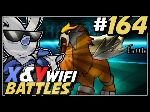 Pokemon X and Y Wifi Battle #164 Live Vs Elijah - MORE HAX THAN I CAN COUNT!