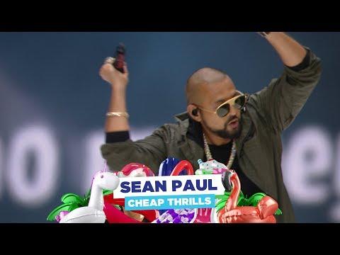 Sean Paul - 'Cheap Thrills' (live at Capital's Summertime Ball 2018)