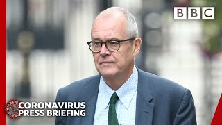 Covid: UK could face 50,000 cases a day by mid-October without action, Vallance 🔴 @BBC News - BBC