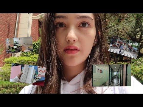 Hariku Sebagai Pelajar Bahasa Korea   VLOG #3