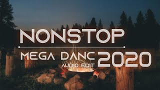 เพลงแดนซ์ฟังสบาย 2020 MEGA DANCE - Nonstop (2018 AUDIO EDIT DJ BILL - NDC MIX) Vol.8
