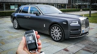 465.000€ Rolls Royce Phantom Driven: The ULTIMATE Luxury Extravaganza! [Sub ENG]