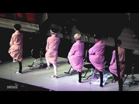 [Fancam] 140511 샤이니 (SHINee) - Girls Girls Girls