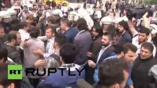 Turkey: CNN reporter arrested live on air