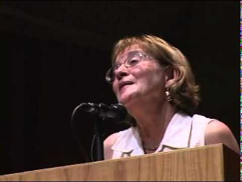 Maude Barlow: Looming Global Water Crisis Pt 1 - YouTube