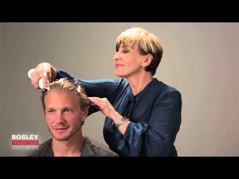 Bosley Professional Strength Thickening Treatments