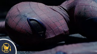 Why Andrew Garfield Was Fired From Spider-Man