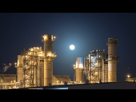 Combined cycle power plant adds electricity, reduces NOx