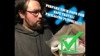 How to Package Your Pops for Safe Travel! Packaging Tutorial!