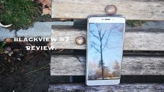 Video Blackview R7 e4bhT-zBns4