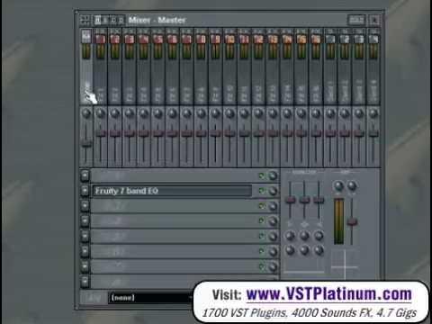Fruity loops vst instruments free download