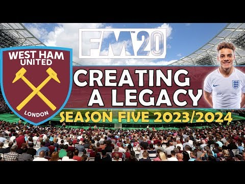Creating A Legacy #10 | West Ham Utd | Football Manager 2020