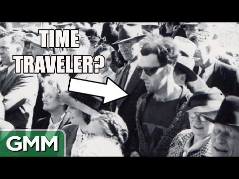 Baixar 4 Real Cases of Time Travel