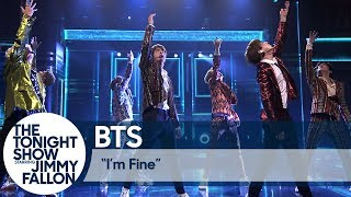 BTS Performs