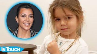 Kourtney Kardashian's Kids: Reign Disick's Most Talkative Moments