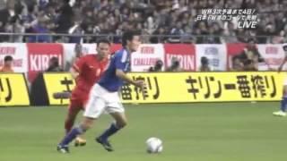 Nhật Bản vs Việt Nam (giao hữu 6-10-2011)