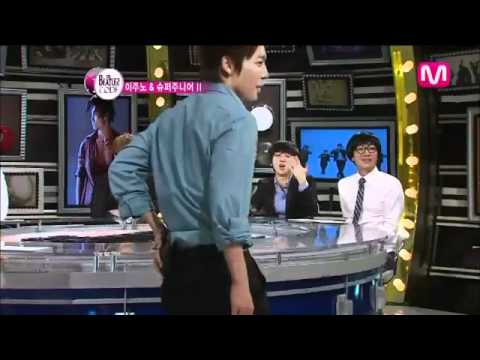 Donghae vs. Sungmin - Super Junior Mr. Simple Dance Battle