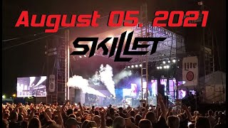 SKILLET Concert in HD | Summer 2021 | WSF - Wisconsin State Fair