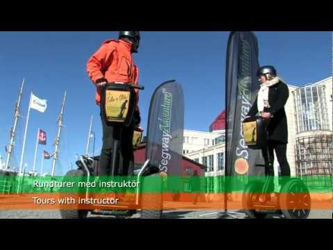 Segway Adventure: Presentation