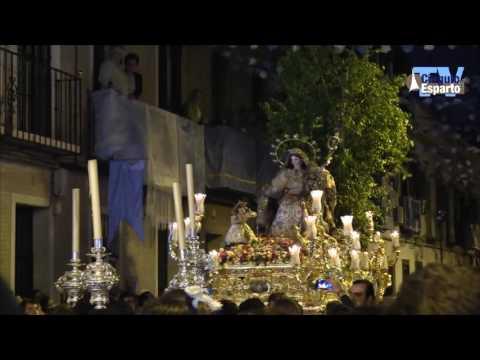 Procesión de la Pastora de Capuchinos