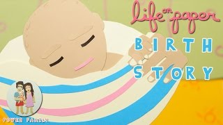 Life on Paper - ANIMATED BIRTH STORY (episode 2)