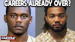 What Will Happen to Derrius Guice & DeAndre Baker? (Their NFL Careers Could Be Over Before Starting)