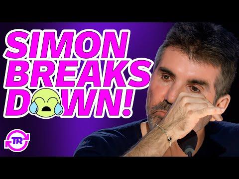 5 Times Simon Cowell Broke Down CRYING For Real!