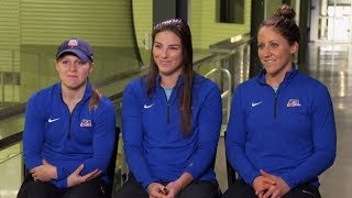 Team USA women's hockey is 'gold or bust'   espnW