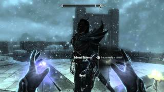 Skyrim - Conjuration Ritual Spell Quest