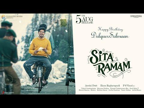 Happy birthday Dulquer Salmaan: Glimpse of Lieutenant Ram is out