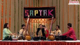 Pt Ajoy Chakraborty - Vocal (Saptak Annual Festival 2018)