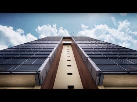 Video: Bergen Project - The Design and Construction of the World's First 14-Story Wood Building