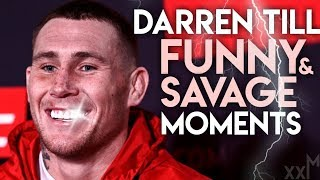 Darren Till | Funny & Savage Moments