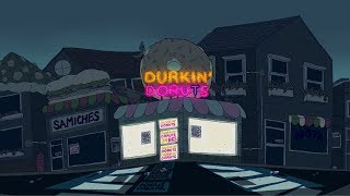 """Horror Story ANIMATED - """"I Used to Work the Graveyard Shift at Dunkin' Donuts"""""""