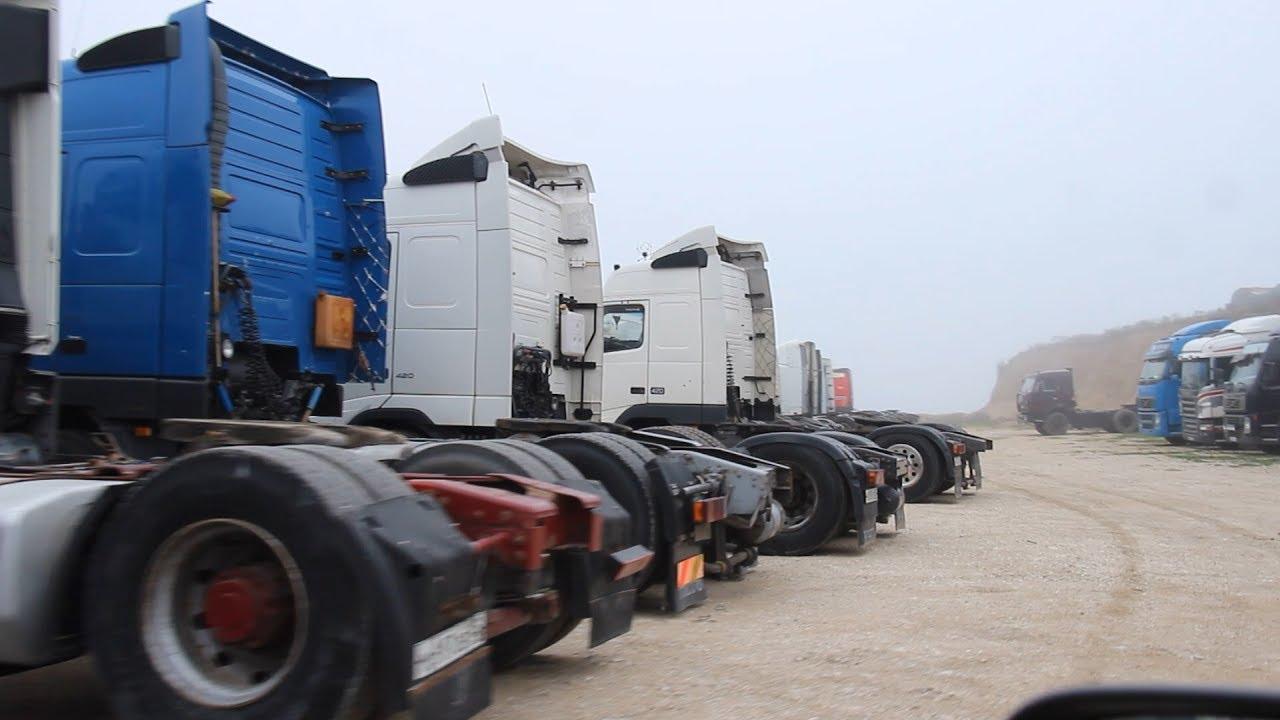 Дальнобойщики Дагестана заявляют о нерентабельности перевозок