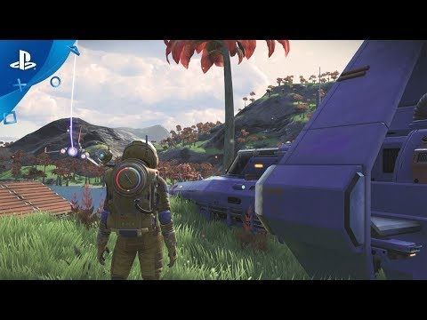 No Man's Sky | PS4™ - PlayStation® Trailer
