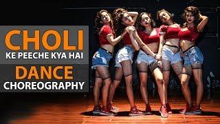 Choli Ke Peeche Kya Hai - Khalnayak | Dance Choreography | The Kings